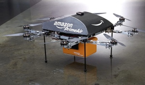 TITANIUM PLUS MAGAZINE-LOS DRONES USADOS POR AMAZON