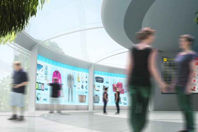 TITANIUM PLUS MAGAZINE-Tecnologia en aeropuertos-muros virtuales